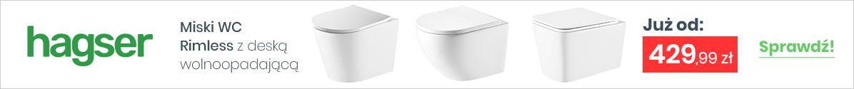 Zobacz Hagser Miski WC