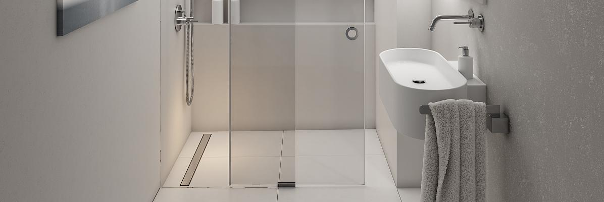 Jak Zrobić Prysznic Bez Brodzika Sklep Zielonalazienkapl