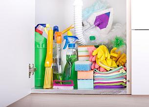 Środki czystości do łazienki