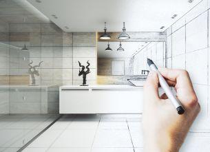 Jak samodzielnie zaprojektować łazienkę