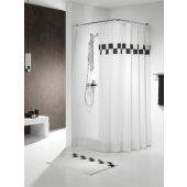 Sealskin Bloki 233051310 zasłona prysznicowa