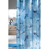 Sealskin Delfino 210691324 zasłona prysznicowa