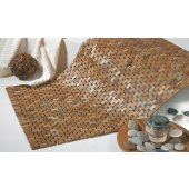 Sealskin Woodblock 293324274 dywanik łazienkowy