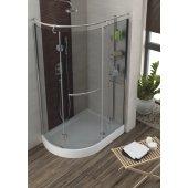 Aquaform Etna 10514099 kabina z brodzikiem 120x85 cm