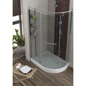 Aquaform Etna 10514098 kabina z brodzikiem 120x85 cm