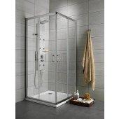 Radaway Premium Plus D 304330101N kabina prysznicowa prostokątna 90x75 cm