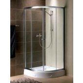 Radaway Premium A 1900 304030101 kabina prysznicowa półokrągła 90x90 cm