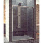 SanSwiss Pur Light S PLS2G1705007 drzwi prysznicowe