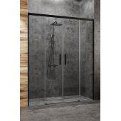 Radaway Idea Black DWD 3871265401 drzwi prysznicowe rozsuwane