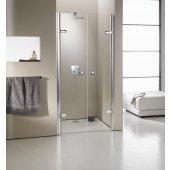 Huppe Enjoy Elegance 4-kąt 3T2402087377800 drzwi prysznicowe