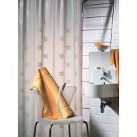Sealskin Shadows 211371310 zasłona prysznicowa