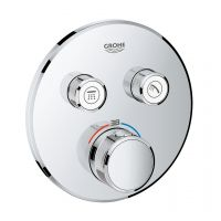 Grohe Grohtherm SmartControl 29119000 bateria wannowo-prysznicowa podtynkowa