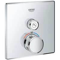 Grohe Grohtherm SmartControl 29123000 bateria prysznicowa podtynkowa