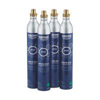 Grohe Blue 40422000 zestaw 4 butli co2