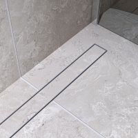Bravat Ceramic Steel CERAMICSTEELDRAIN70 odpływ prysznicowy 70 cm