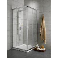 Radaway Premium Plus D 304340101N kabina prysznicowa prostokątna 100x80 cm