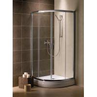 Radaway Premium Plus A 1900 304030101N kabina prysznicowa półokrągła 90x90 cm