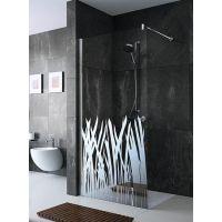Huppe Design elegance 4-kąt 8E1102092322 ścianka prysznicowa 90 cm