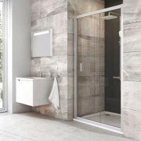 Ravak Blix 0PVA0100ZG drzwi prysznicowe