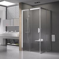 Ravak Matrix 1WVAAU00Z1 kabina prysznicowa kwadratowa 100x100 cm
