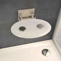 Ravak Ovo P B8F0000001 siedzisko prysznicowe