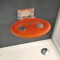 Ravak Ovo P B8F0000005 siedzisko prysznicowe