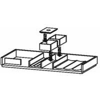 Duravit L-Cube UV983107878 organizer szuflady