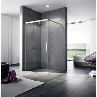 Kermi Nica NI J2 NIJ2L10020VPK ścianka prysznicowa walk-in 100 cm