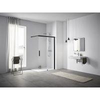 Kermi Nica NI J2 NIJ2R140203PK ścianka prysznicowa walk-in 140 cm