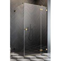 Radaway Essenza Pro Gold KDJ 100971200901R drzwi prysznicowe uchylne