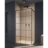 Radaway Modo New Black II Factory 3891445455 ścianka prysznicowa 140 cm
