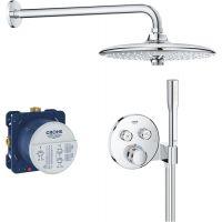 Grohe Grohtherm SmartControl 34744000 zestaw prysznicowy