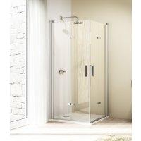 Huppe Design elegance 4-kąt 8E0804055321 drzwi prysznicowe