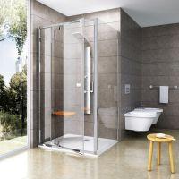 Ravak Pivot 90G40C00Z1 ścianka prysznicowa 80 cm