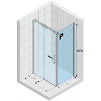 Riho Ocean GU0300101 ścianka prysznicowa 80 cm