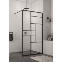 SanSwiss Walk-In Easy STR4P1000673 ścianka prysznicowa 100 cm