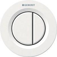 Geberit Typ 01 116042111 przycisk spłukujący do wc