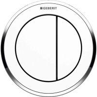 Geberit Typ 01 116056KJ1 przycisk spłukujący do wc