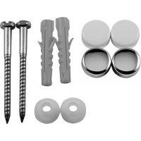 Duravit 0067011000 zestaw montażowy wc