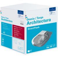 Villeroy & Boch Architectura 5684HR01 combi-pack zestaw z deską