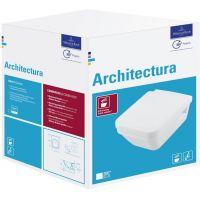 Villeroy & Boch Architectura 5685HR01 combi-pack zestaw z deską