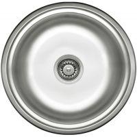 Deante Twist ZHC0803 zlewozmywak stalowy 42x42 cm