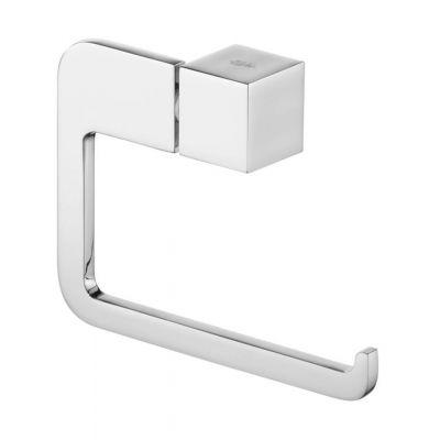 BISK Futura silver 02990 uchwyt na papier toaletowy