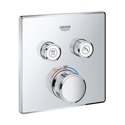 Grohe Grohtherm SmartControl 29124000 bateria wannowo-prysznicowa podtynkowa