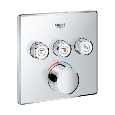 Grohe SmartControl 29149000 bateria wannowo-prysznicowa podtynkowa