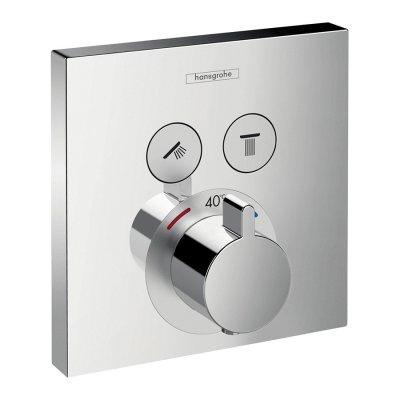 Hansgrohe Select 15763000 Bateria Wannowo Prysznicowa Podtynkowa