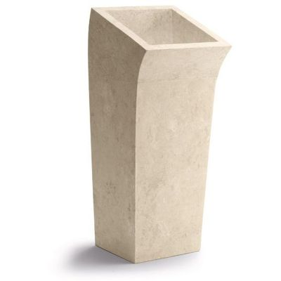 Bathco Spain Lungo Square 00358 umywalka 45x38 cm
