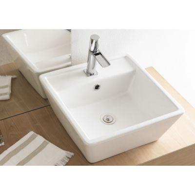 Bathco Spain Genova 4058 umywalka kwadratowa 42x42 cm