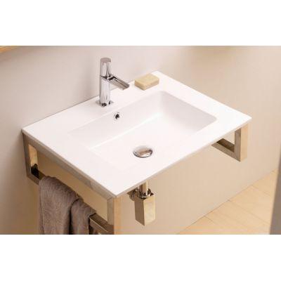 Bathco Spain Liebana 4065 umywalka prostokątna 61x46 cm