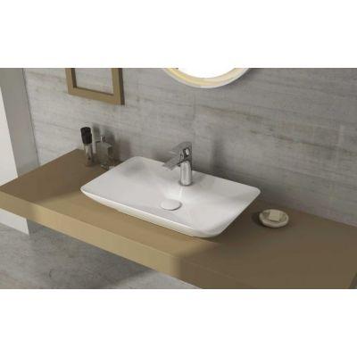 Bathco Spain Brujas 4110 umywalka prostokątna 64.5x40 cm